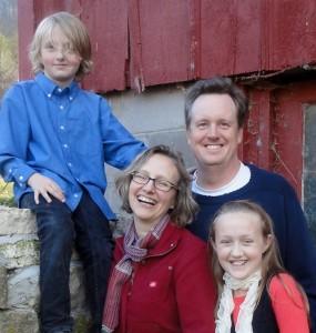 Asmundsen Family