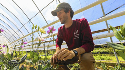 New Program to Pitch Farming as Therapy — and a Career — for Veterans