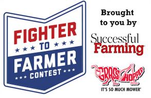 From Fighter to Farmer: Tell Your Story for a Chance to Win $5,000 and a Trip to Nashville, Plus More