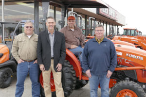 "Kubota Recognizes Army Veteran in ""Geared to Give"" Program, Awarded New L-Series Tractor"
