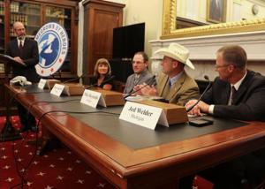 Farmer Veterans Storm Capitol Hill