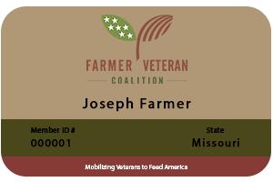 Veteran Members to Receive FVC Membership Cards