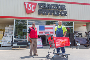 Sell Your Products at Tractor Supply Co's Farmers Market