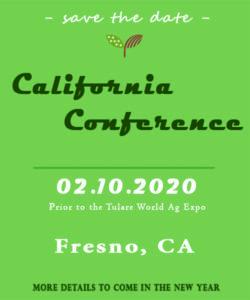 California Conference – February 2020