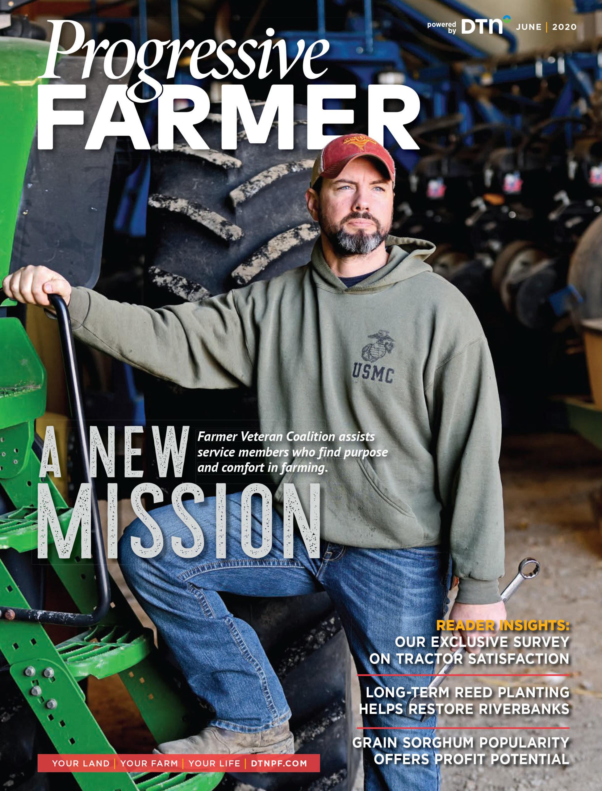 Progressive Farmer Feature